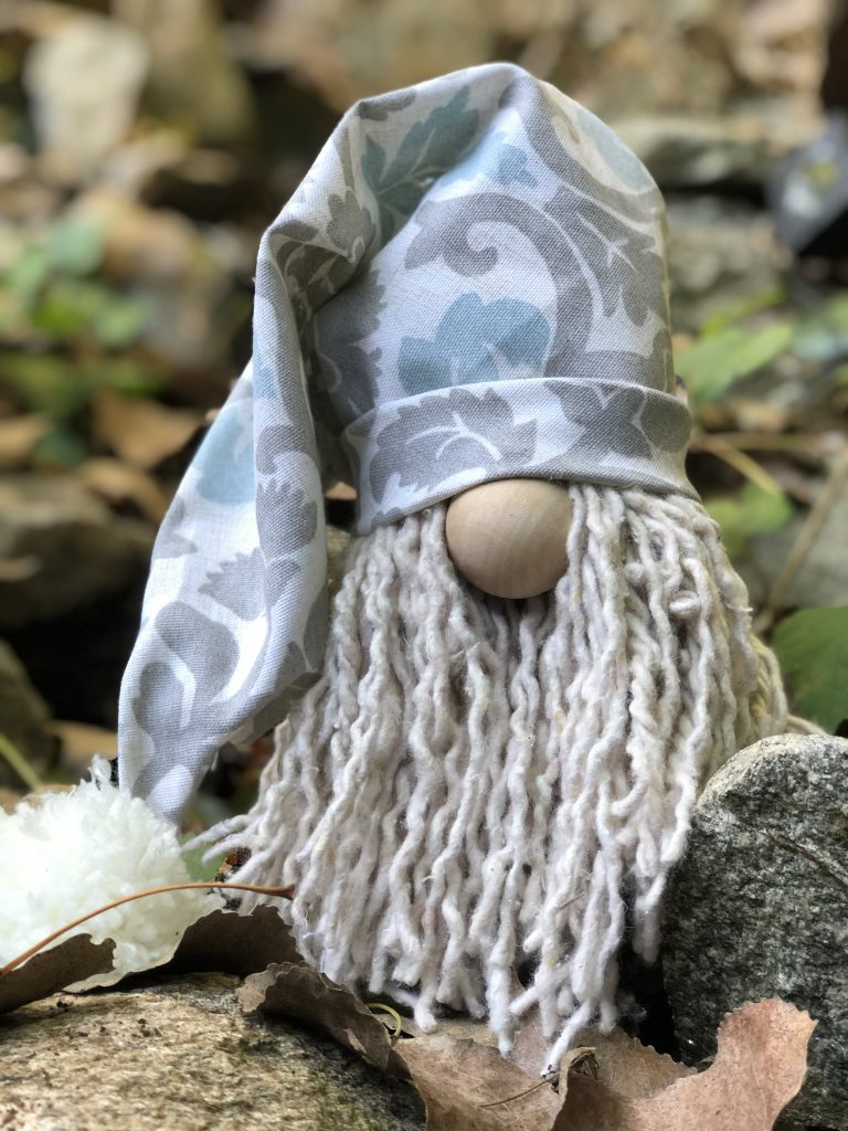 Cutest gnome around made out of Dollar Tree mop! Super Easy directions to follow. Fall Gnome. Christmas gnome. Summer GnomeAdorable easy to make holiday Dollar Tree gnome DIY. Thrifty way to decorate this Christmas. Learn how to make a gnome. Fall gnome