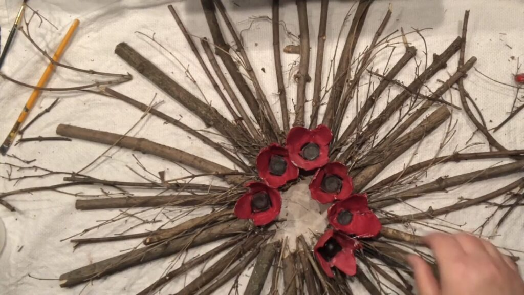 Bring some natural elements into your home decor. Learn with me how to create Shabby Chic Twig home decor for your house.