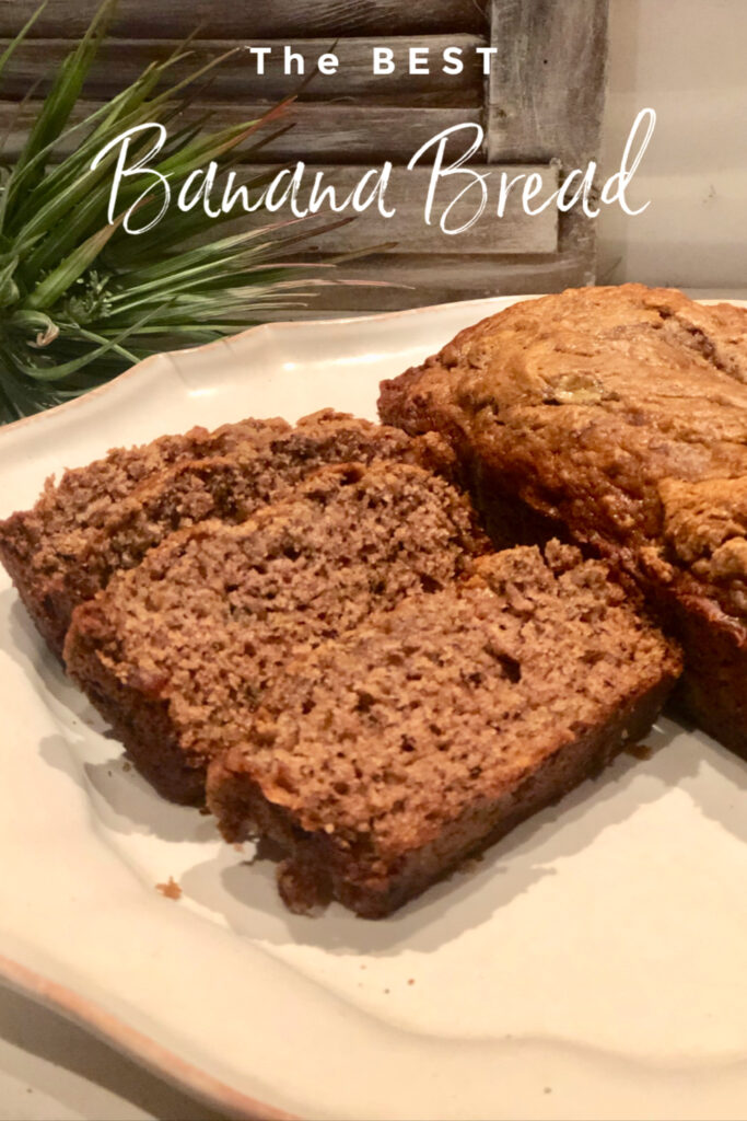 Banana bread.We like to share with you our favorite most delicious and super easy to make BANANA BREAD RECIPE. How to make Moist Banana bread